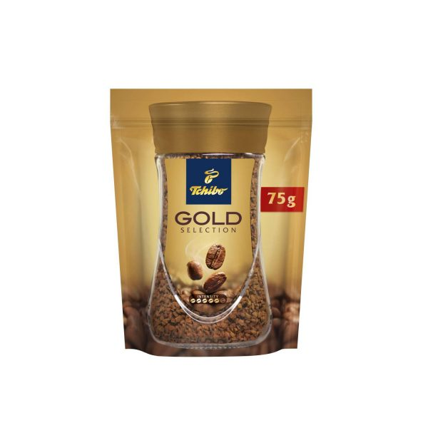 Tchibo Gold Selection Refill 75g