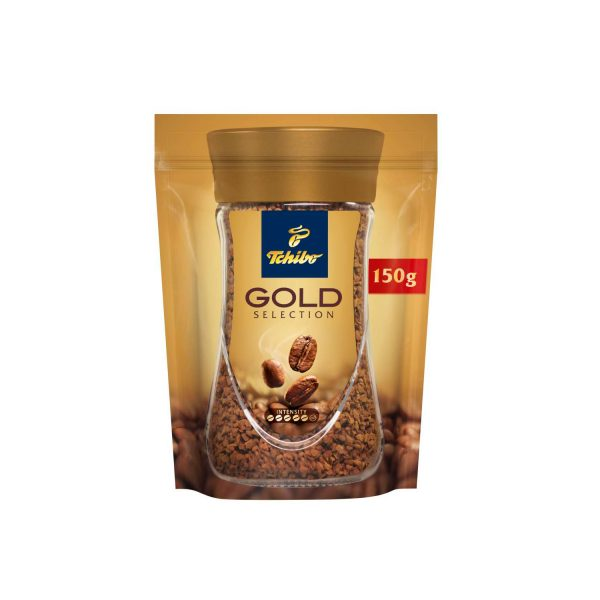 Tchibo Gold Selection Refill 150g