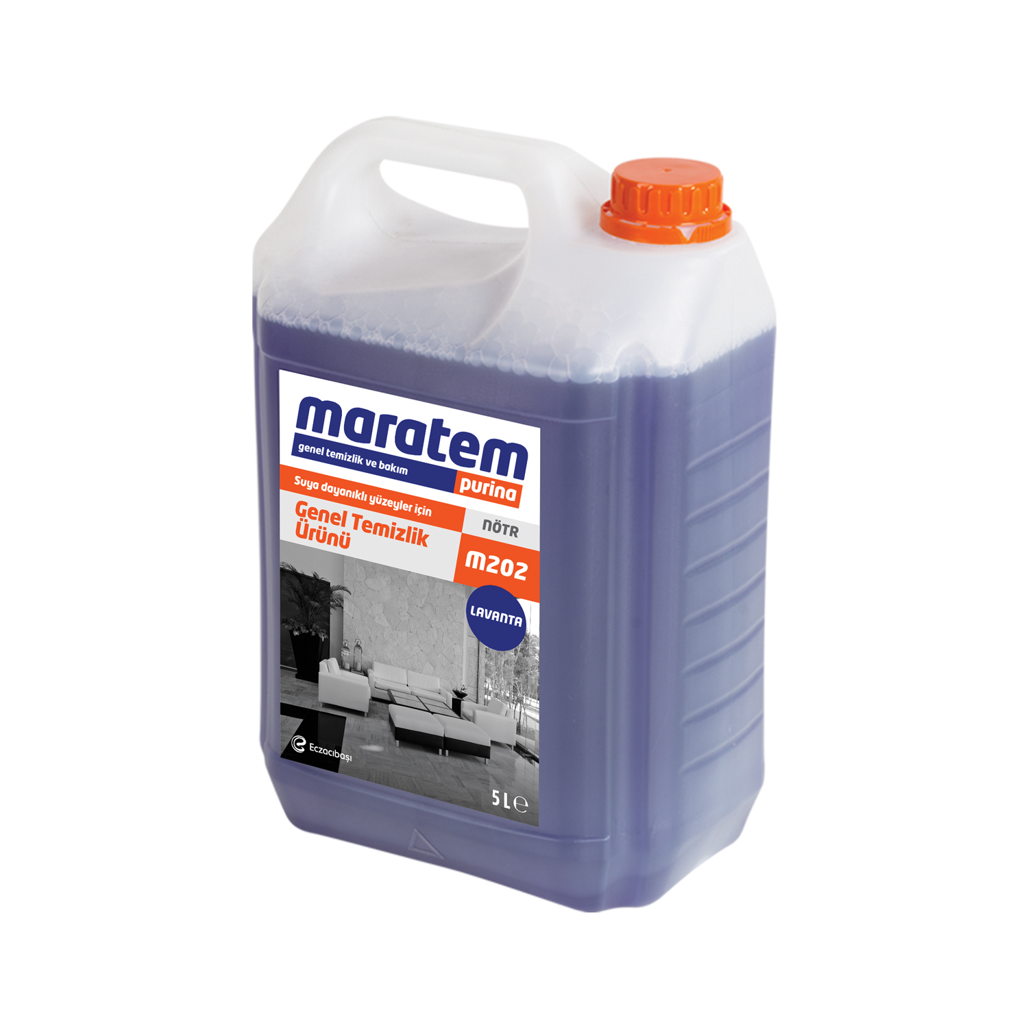 M202 Multi-Purpose Cleaner - Levender