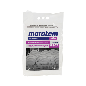 M307 Powder Detergent For Commercial Dishwashers
